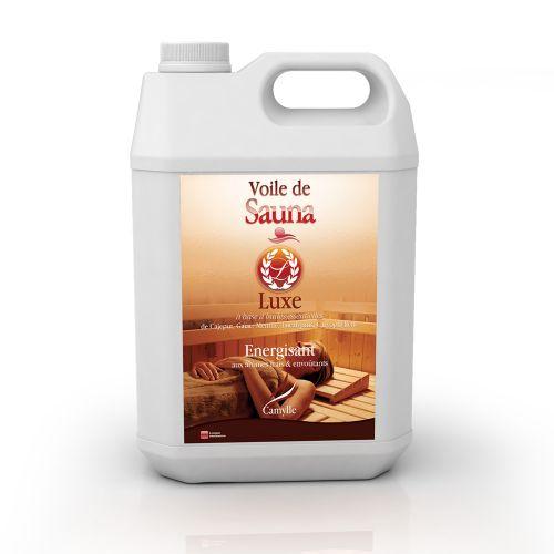 Voile de Sauna - Luxe