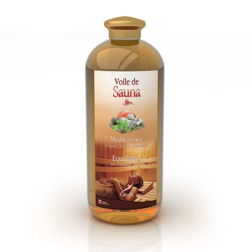 Voile de Sauna - Méditerranée