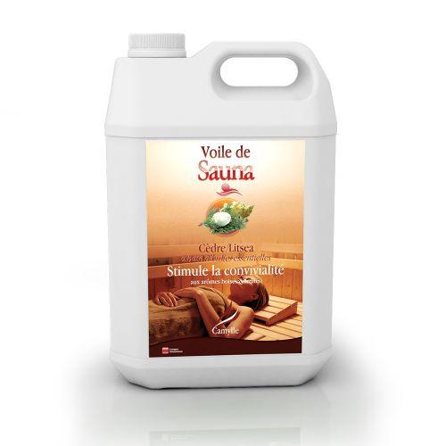 Voile de Sauna - Cèdre - Litsea