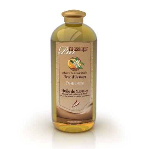 Pur Massage - Fleur d'Oranger