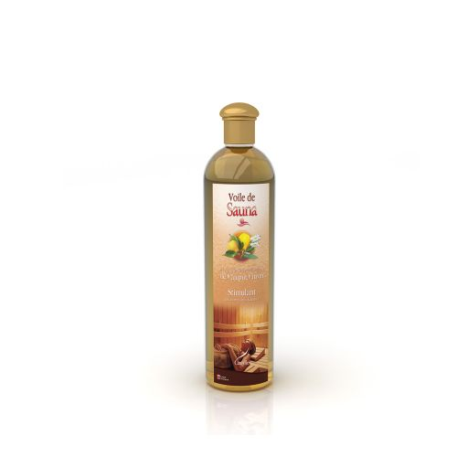 Voile de Sauna - Kajeput/Zitrone