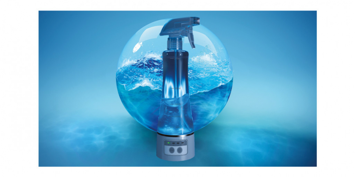 Aquasalys revolutionises disinfection!
